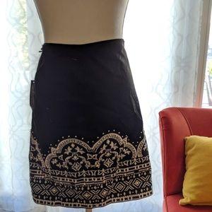 White House Black Market Black Pencil Skirt